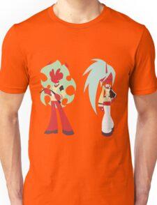 Simplistic Scanty & Kneesocks Unisex T-Shirt