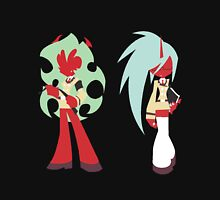 Simplistic Scanty & Kneesocks Unisex T-Shirt