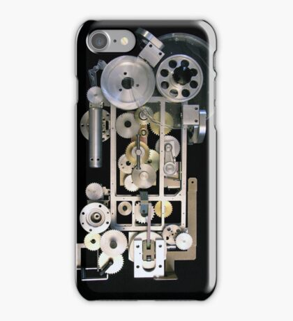 Gears Below iPhone Case/Skin