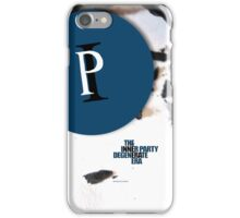 The Inner Party - Degenerate Era V1 iPhone Case/Skin