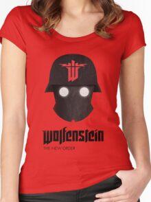 Wolfenstein: A New Order Women's Fitted Scoop T-Shirt