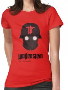 Wolfenstein: A New Order Womens Fitted T-Shirt