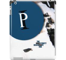 The Inner Party - Degenerate Era V1 iPad Case/Skin