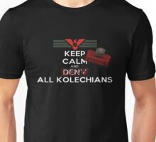 Deny all Kolachians Unisex T-Shirt