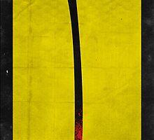 Kill Bill minimalist poster by thegDesigns