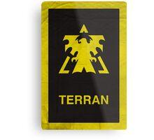 Terran  Metal Print
