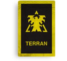 Terran  Canvas Print