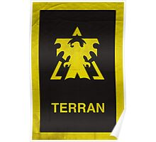 Terran  Poster