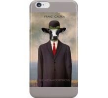 The Metamoorphosis iPhone Case/Skin