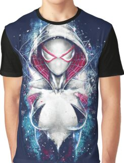 Epic Girl Spider Graphic T-Shirt