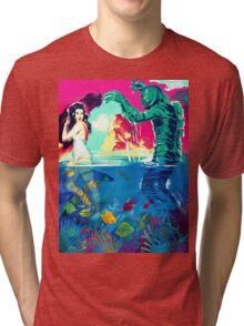Creature Pop! Tri-blend T-Shirt
