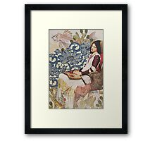 Dreaming of Fishes Framed Print