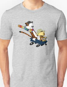 Calvin And Hobbes Doctor Calvin T-Shirt