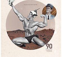 Arnie - Total Recall by Matt Dunne