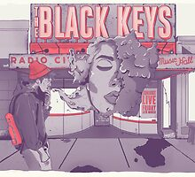 The Black Keys by Matt Dunne