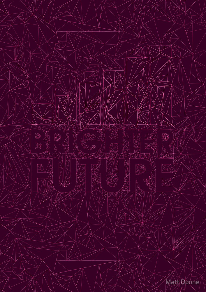 Brighter Future by Matt Dunne