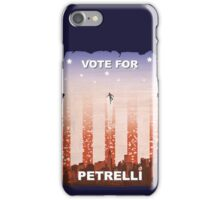 Vote for Nathan Petrelli iPhone Case/Skin