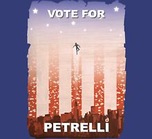 Vote for Nathan Petrelli Unisex T-Shirt