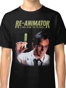 Re-Animator Cult 80s Horror Movie T-shirt