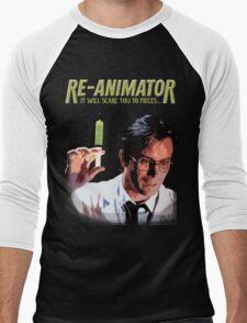 Re-Animator Shirt Men's Baseball ¾ T-Shirt