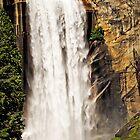 Spring Thunder - Vernal Falls, Yosemite Valley, California, USA by TonyCrehan