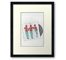 Just Dance Framed Print
