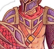 Dragon Slayer Pantheon Sticker Sticker