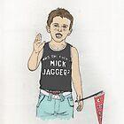 Who's Mick? by Matt Dunne