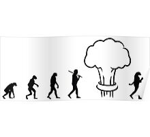 Nuclear Evolution Poster