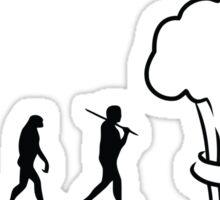 Nuclear Evolution Sticker