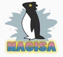 Nagisa - The Penguin by scarlet-neko