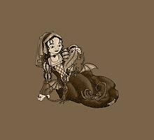 Lady Merewalds Pets by thedustyphoenix