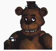 FNAF Merch (Freddy) Kids Clothes
