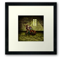 Lady Merewalds Pets Framed Print