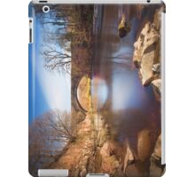 Riverside view iPad Case/Skin