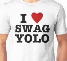 I Heart Swag Yolo Unisex T-Shirt