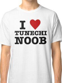 I Heart Tunechi Noob Classic T-Shirt