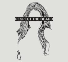 RESPECT THE BEARD parody by JaySticLe
