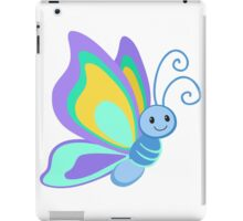 Cute Cartoon Butterfly iPad Case/Skin