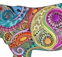 Hippy Hippo  Sticker