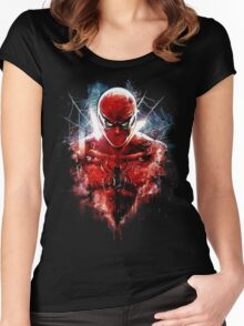 Spiders Are Amazing Women's Fitted Scoop T-Shirt