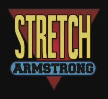 Stretch Armstrong by khopwood