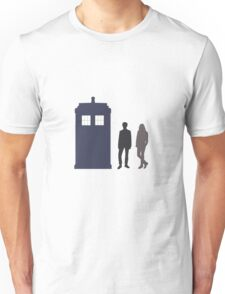 The Doctor and Amy Pond Unisex T-Shirt