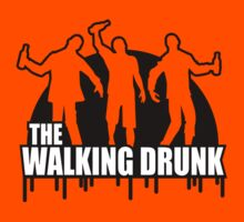 The walking drunk by Cheesybee