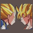 "Dragonball ""Battle Time""  by StraightEK"