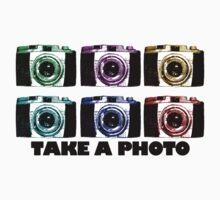 Cameras- take a photo by Dream-life