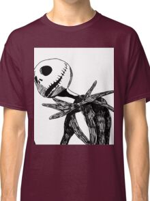 Jack - The nightmare before christmass Classic T-Shirt