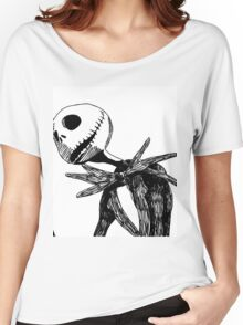 Jack - The nightmare before christmass Women's Relaxed Fit T-Shirt