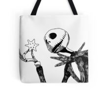 Jack - The nightmare before christmass Tote Bag