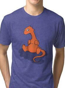 Baby Smaug Tee Print Tri-blend T-Shirt